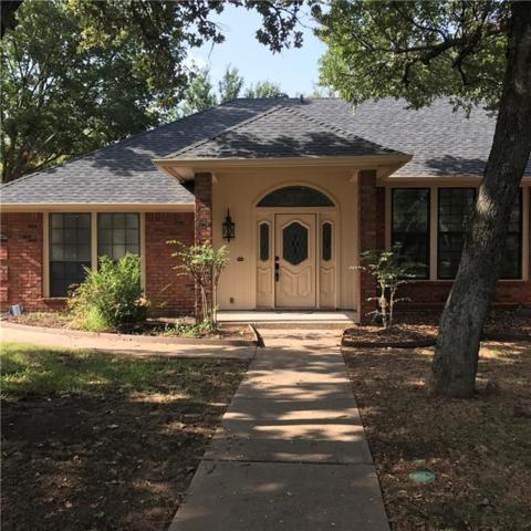 6710 Saddle Ridge Road, Arlington, TX 76016 (MLS #13646029) :: Team Hodnett