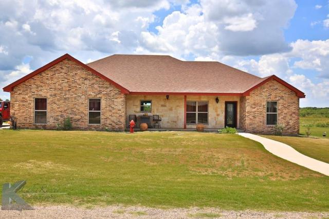 1101 Woodland Drive, Clyde, TX 79510 (MLS #13646084) :: The Tonya Harbin Team