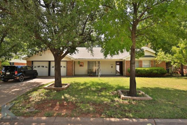 2349 Post Oak Road, Abilene, TX 79605 (MLS #13646190) :: The Tonya Harbin Team