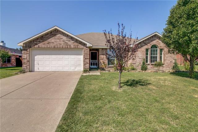 230 Amherst Drive, Forney, TX 75126 (MLS #13646526) :: Exalt Realty