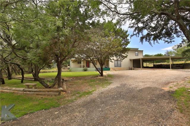 1210 County Road 650, Tuscola, TX 79562 (MLS #13648170) :: The Tonya Harbin Team
