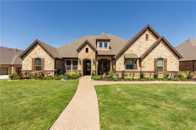 1406 Clover Drive, Haslet, TX 76052 (MLS #13648192) :: The Marriott Group