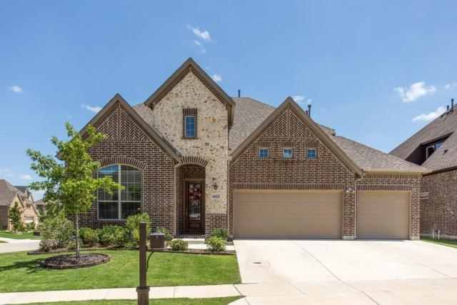 6413 Prairie Brush Trail, Flower Mound, TX 76226 (MLS #13648963) :: The Real Estate Station