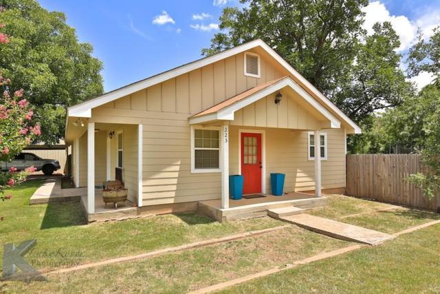 225 Brown Avenue, Tuscola, TX 79562 (MLS #13649055) :: The Tonya Harbin Team
