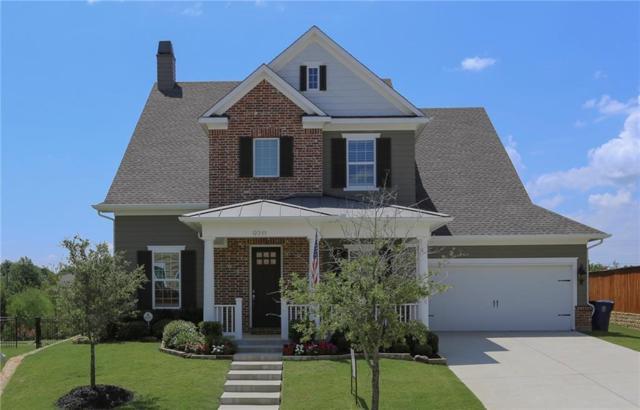 9311 Dahlia Way, Argyle, TX 76226 (MLS #13649153) :: MLux Properties