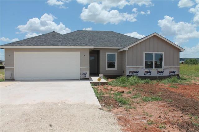 217 Foxtrot Lane, Abilene, TX 79602 (MLS #13649358) :: The Tonya Harbin Team