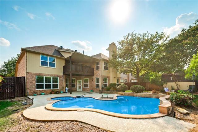 324 Patricia Lane, Highland Village, TX 75077 (MLS #13649626) :: Team Tiller