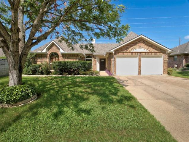 5216 Heatherdale Drive, Grapevine, TX 76051 (MLS #13650405) :: Kindle Realty