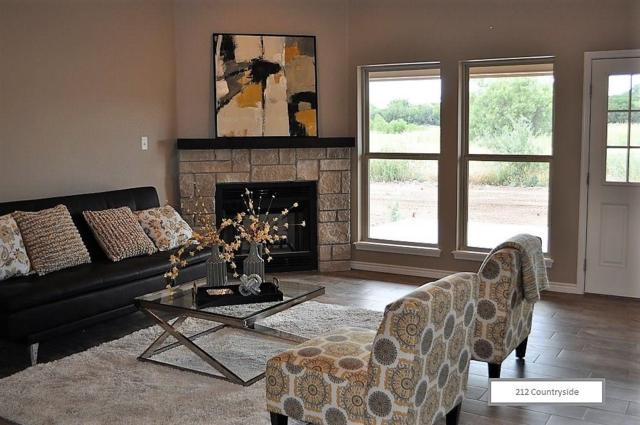 212 Countryside Drive, Tuscola, TX 79562 (MLS #13651245) :: The Tonya Harbin Team