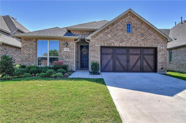 3610 Juniper Court, Celina, TX 75009 (MLS #13652036) :: Kindle Realty