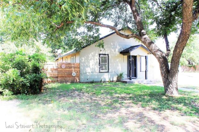222 Cherry Street, Clyde, TX 79510 (MLS #13652418) :: The Tonya Harbin Team