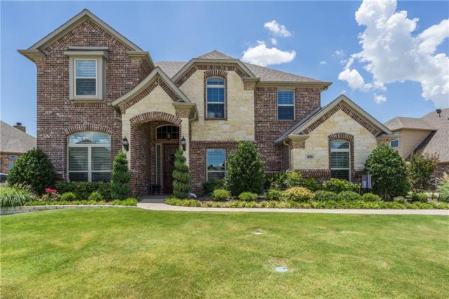 409 Meandering Creek Drive, Argyle, TX 76226 (MLS #13652428) :: MLux Properties