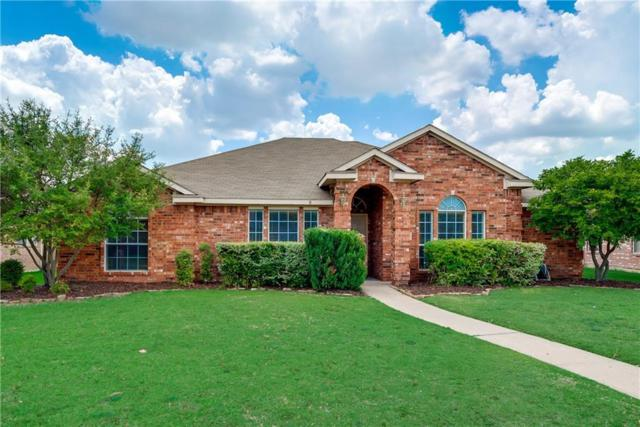 7913 Gulf Street, Frisco, TX 75035 (MLS #13653202) :: MLux Properties