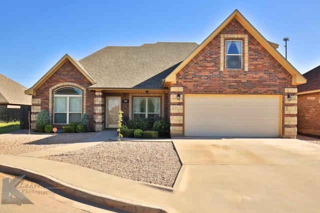 110 Silverado Circle, Tuscola, TX 79562 (MLS #13653372) :: The Tonya Harbin Team