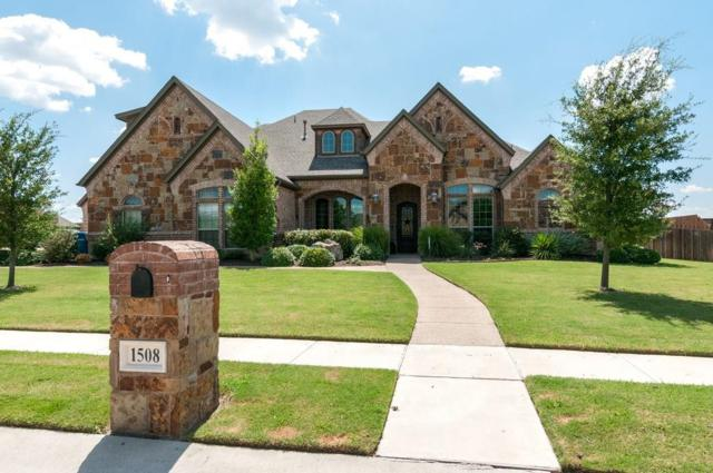 1508 Nettle Lane, Haslet, TX 76052 (MLS #13653982) :: The Marriott Group