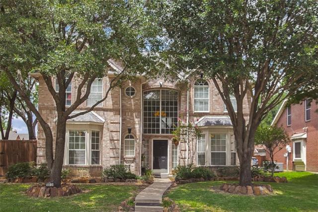 10604 Birmingham Drive, Frisco, TX 75035 (MLS #13654081) :: MLux Properties