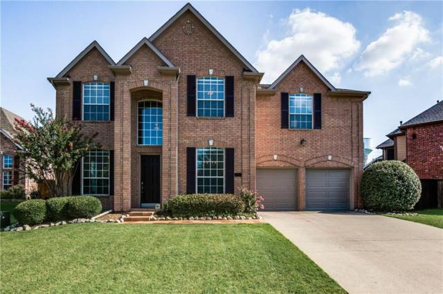 940 Crown Court, Highland Village, TX 75077 (MLS #13654310) :: MLux Properties