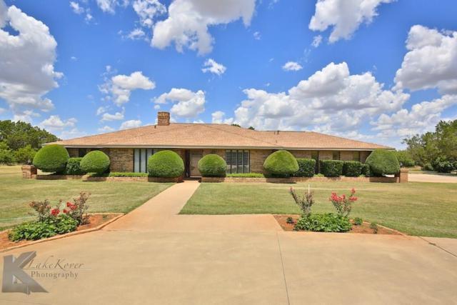 550 Country Place S, Abilene, TX 79606 (MLS #13654482) :: The Tonya Harbin Team