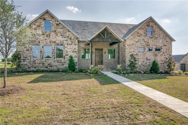 8 Peregrine Circle, Heath, TX 75032 (MLS #13654758) :: Exalt Realty