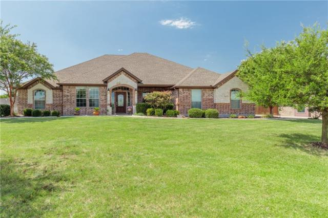 325 Arbor Lane, Haslet, TX 76052 (MLS #13655122) :: The Marriott Group