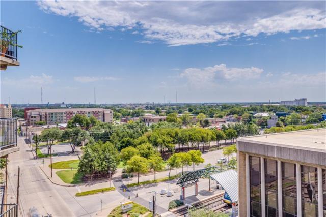 1001 Belleview Street #702, Dallas, TX 75215 (MLS #13655382) :: MLux Properties