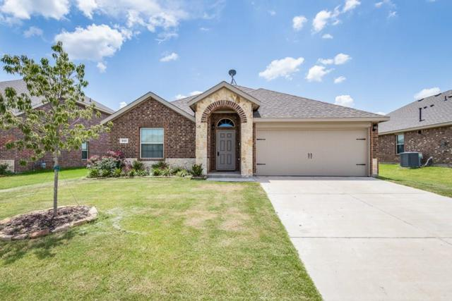 243 Thoroughbred Street, Waxahachie, TX 75165 (MLS #13655396) :: Van Poole Properties