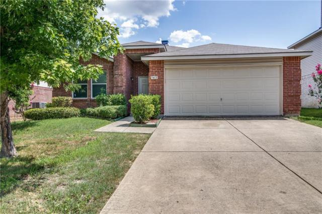 5413 Still Canyon Drive, Mckinney, TX 75071 (MLS #13655419) :: Van Poole Properties