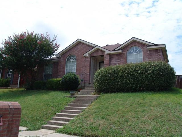 1029 Christa Drive, Mesquite, TX 75149 (MLS #13655465) :: Clarkson Premier Team, Magnolia Realty
