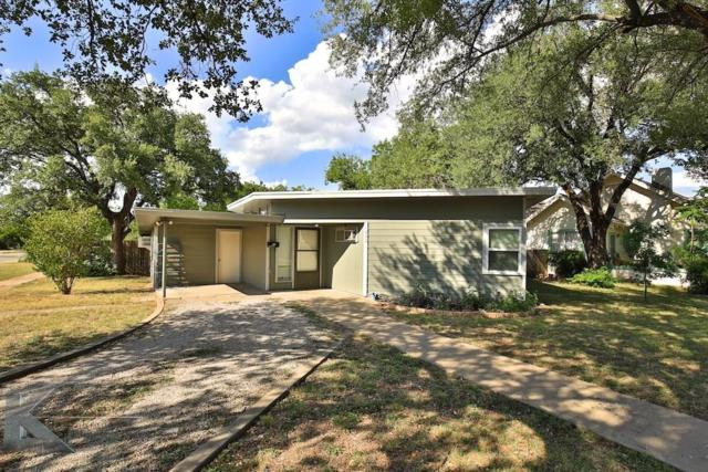 1842 N 3rd Street, Abilene, TX 79603 (MLS #13655581) :: The Tonya Harbin Team
