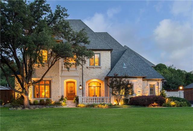 6714 Tulip Lane, Dallas, TX 75230 (MLS #13655640) :: The Good Home Team