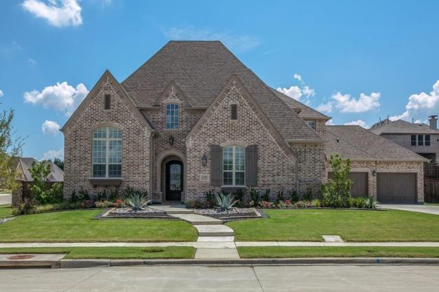 4008 Badenoch Way, Flower Mound, TX 75022 (MLS #13655669) :: MLux Properties