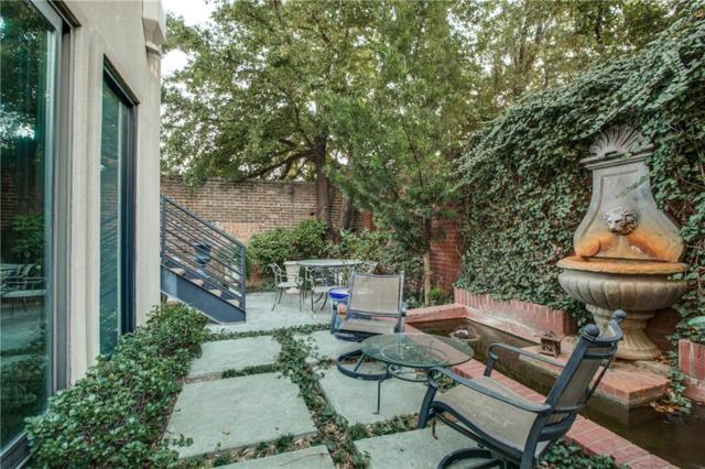 205 Pecan Street, Fort Worth, TX 76102 (MLS #13655860) :: The Mitchell Group