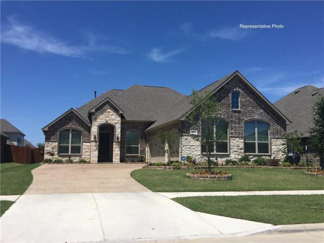 14837 Bucklebury Drive, Frisco, TX 75035 (MLS #13655901) :: Team Hodnett