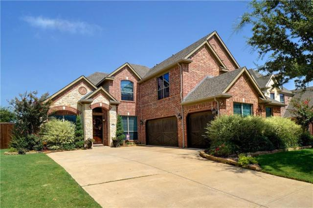 1740 Lewis Crossing Drive, Keller, TX 76248 (MLS #13656079) :: The Mitchell Group