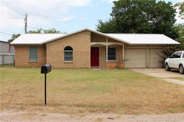 1204 W 15th Street, Cisco, TX 76437 (MLS #13656408) :: The Tonya Harbin Team