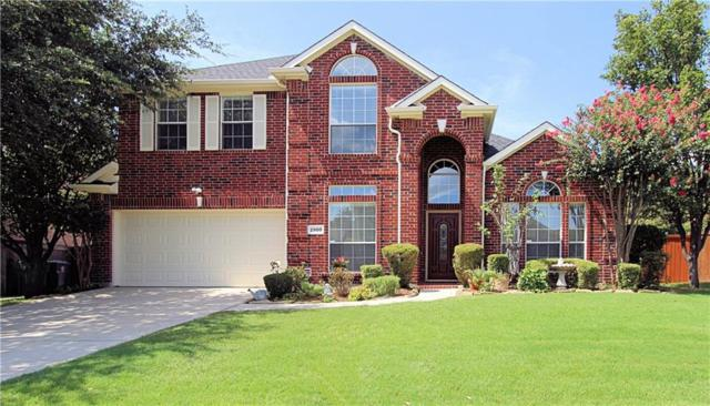 2900 Meadow Green Drive, Flower Mound, TX 75022 (MLS #13656444) :: Kindle Realty