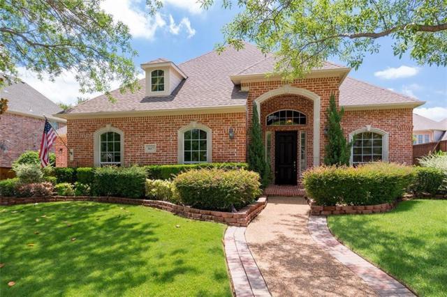 3617 Austin Court, Flower Mound, TX 75028 (MLS #13656602) :: MLux Properties