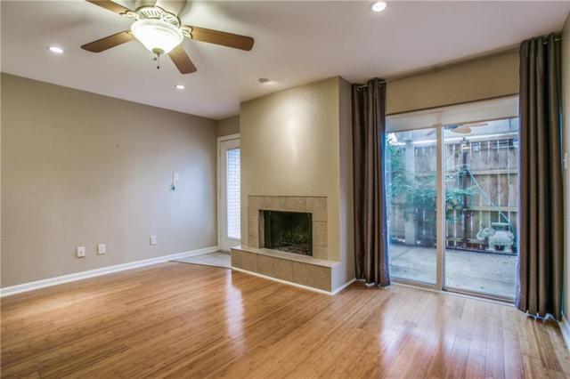 2725 Hood Street #112, Dallas, TX 75219 (MLS #13656942) :: MLux Properties