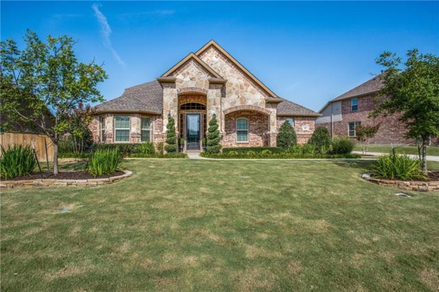 405 Meandering Creek Drive, Argyle, TX 76226 (MLS #13657022) :: Kindle Realty