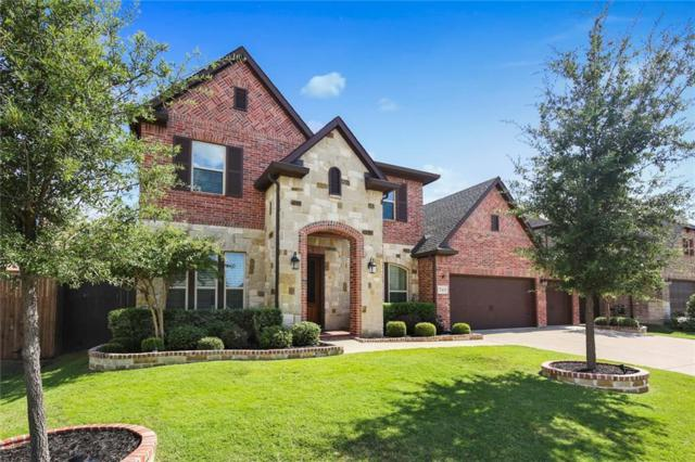 743 Caveson Drive, Frisco, TX 75034 (MLS #13657041) :: Kindle Realty