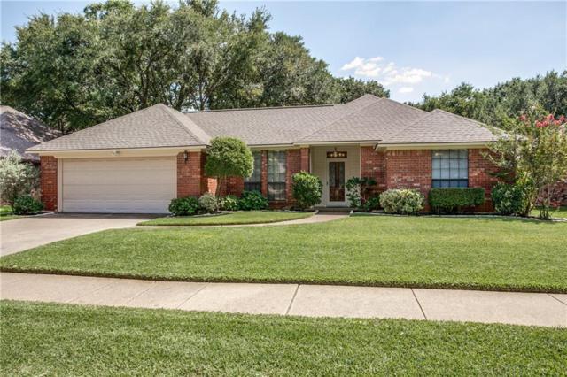 1518 Southfork Drive, Keller, TX 76248 (MLS #13657148) :: Exalt Realty
