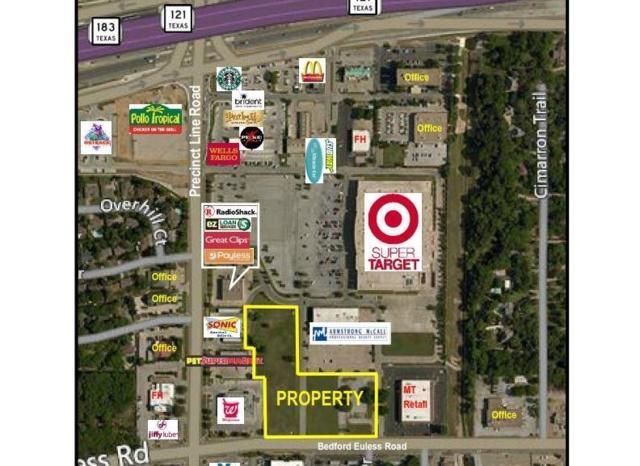 750 W Bedford Eul Road, Hurst, TX 76053 (MLS #13657167) :: Century 21 Judge Fite Company
