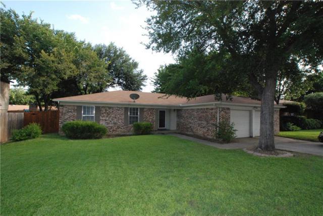 5506 Grantmont Drive, Arlington, TX 76016 (MLS #13657170) :: MLux Properties