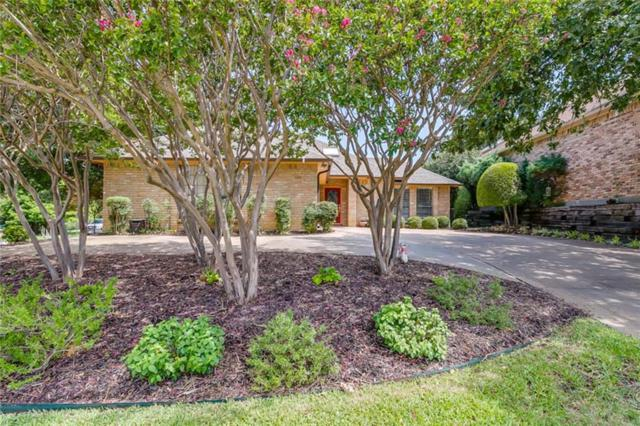 1 Oak Village Court, Trophy Club, TX 76262 (MLS #13657292) :: The Mitchell Group