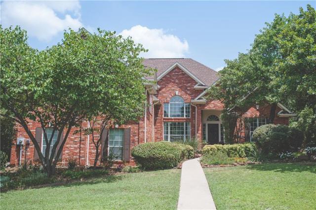 1541 Valley Creek Road, Denton, TX 76205 (MLS #13657306) :: MLux Properties