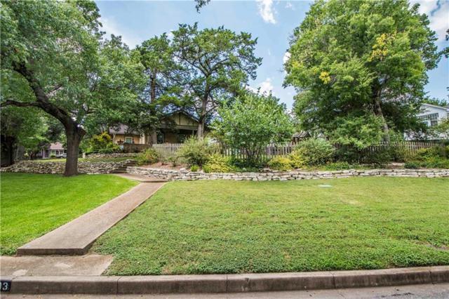 1203 Woodlawn Avenue, Dallas, TX 75208 (MLS #13657365) :: Exalt Realty