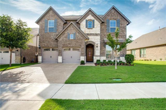 416 Heritage Lane, Wylie, TX 75098 (MLS #13657384) :: Exalt Realty