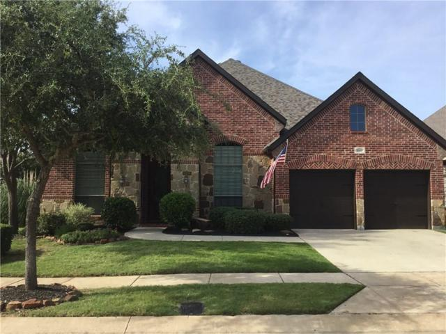 1005 Burnett Drive, Lantana, TX 76226 (MLS #13657606) :: Kindle Realty