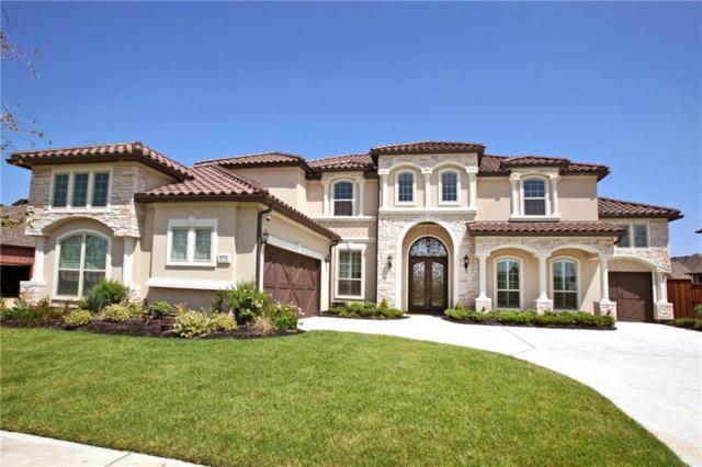 975 Echols Drive, Frisco, TX 75034 (MLS #13657650) :: MLux Properties