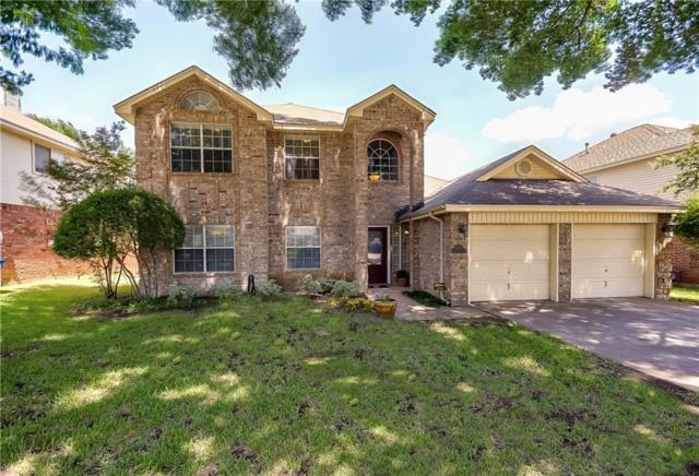 2808 Laurel Hill Drive, Flower Mound, TX 75028 (MLS #13657693) :: Kindle Realty
